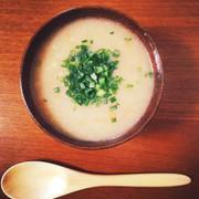 風邪に効く最強スープの写真