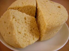 おからヨーグルト蒸しパン