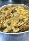 キャベツ玉ねぎたっぷり鶏肉マヨネーズ焼き