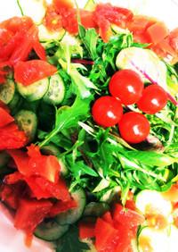 超健康への道。贅沢トマト寒天でダイエット