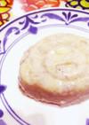 簡単バナナプリン【砂糖、ゼラチン不使用】