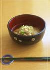 夏休みのお昼に♪ささみと葱のぶっかけ素麺