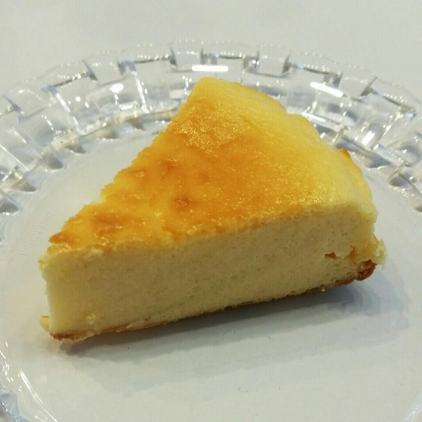 生クリーム不要!濃厚ベイクドチーズケーキ