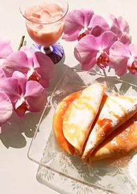 グアバの春ケーキセット