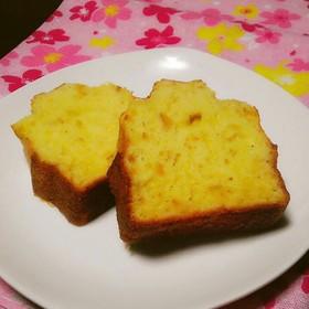バターなし!簡単ジャムパウンドケーキ♪