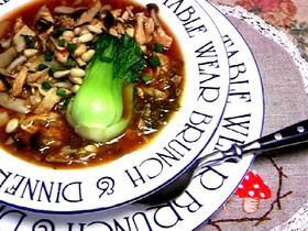 バストアップでダイエット☆ササミスープ