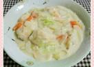 鱈のクリーム煮