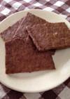 プロテイン&おからのココアクッキー