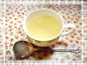 プチ断食.回復食に♡玉ねぎと大根スープ
