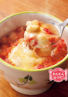 大豆レンジトマト煮