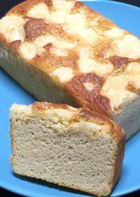 おからパウダーのチーズパウンド