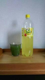 CC青汁の写真