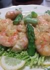 海老マヨの柚子胡椒風味