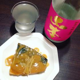 フライパンで簡単、鯖(さば)の西京味噌煮