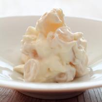 らっきょうのクリームチーズヨーグルト和え