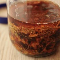 自家製食べるラー油