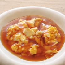 豆腐の卵焼き 生姜あんかけ