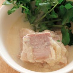 豚の塩麹煮