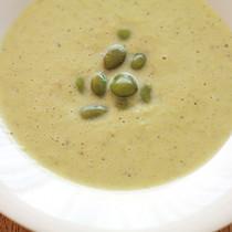 茶豆のスープ
