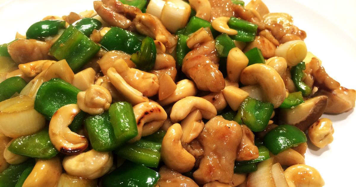 炒め カシューナッツ 豚肉のカシューナッツ炒め レシピ・作り方