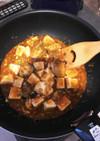麻婆豆腐の素で簡単☆麻婆牡蠣
