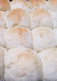 材料5つで!手ごね ちぎりパン