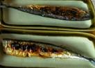 【魚の塩焼き】秋刀魚の塩焼き