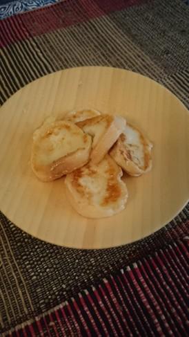 お麩のフレンチトースト(離乳食)