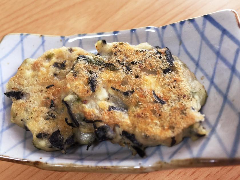 ひじきとツナのお豆腐おやき(離乳食後期)