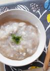 【離乳食後期】魚と長芋のあんかけ
