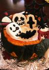 丸ごとかぼちゃの豆乳プリン