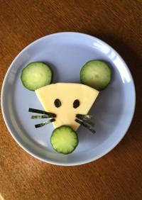 6Pチーズ☆マウス