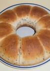 パネクイックのちぎりパン(ごま&チーズ)