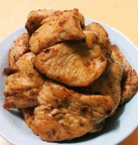 鶏肉のスパイシーマヨ焼き