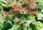 時短!鰹節のせ和風ブロッコリーのサラダ♪