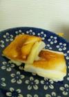 チーズはんぺん★バター焼き