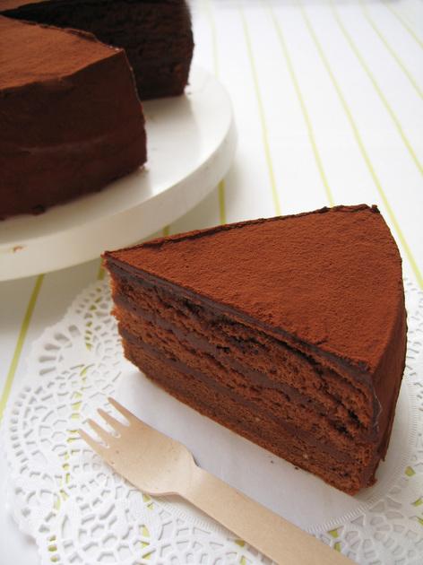 チョコレートケーキの初級の作り方から上級レシピまで絶品6選♪