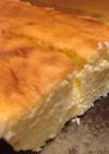 簡単しゅわしゅわスフレチーズケーキ