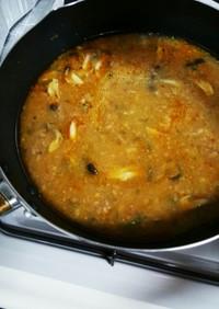 担々の汁!担々麺、担々鍋、麻婆豆腐に。