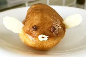 卵マヨで簡単シュークリーム☆卵デニッシュ
