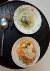血管プラークダイエット食688(洋朝食)