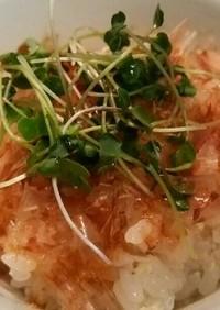 豆腐そのまんま炊き込みご飯 (糖質オフ)