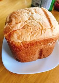ふわふわもちもち、あまーいハチミツ食パン