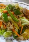 中華食堂の味♪春キャベツと豚の炒めもの