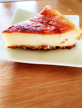 チーズケーキ 簡単