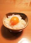 ♡絶品簡単♡冷凍卵かけご飯