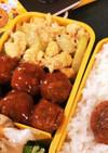 中華風アスパラ入り炒り卵