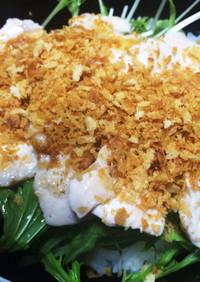 驚きの名古屋飯…鶏ムネ肉Neo味噌カツ丼