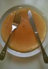 アーモンドミルクのパンケーキ