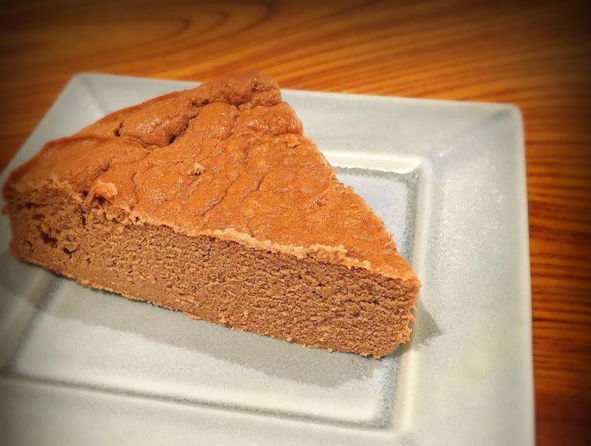 簡単!低糖質 ココアチーズケーキ♡